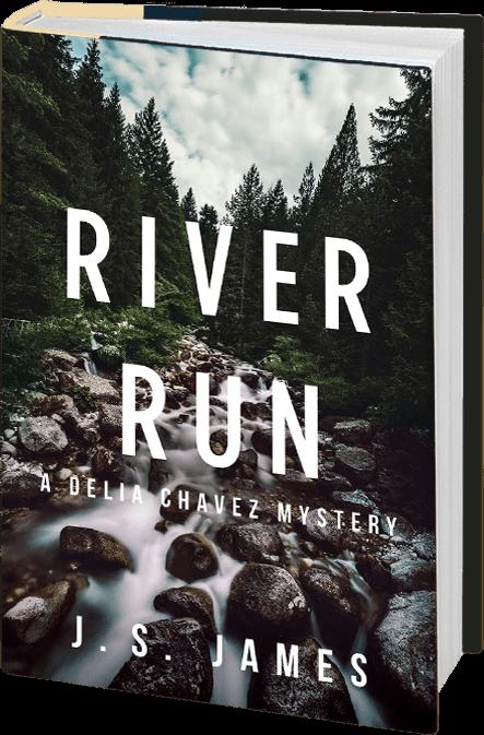 JS James River Run book author