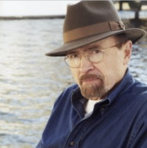 JS James author of River Run Mystery